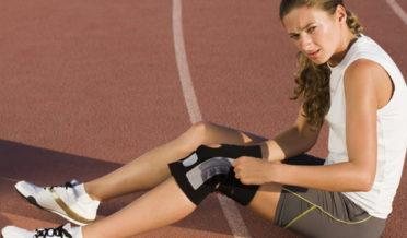 Knee-Strain-sprain