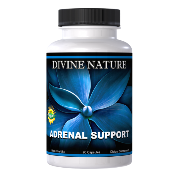 adrenal support divine nature