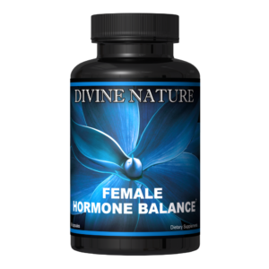 female hormone balance divine nature