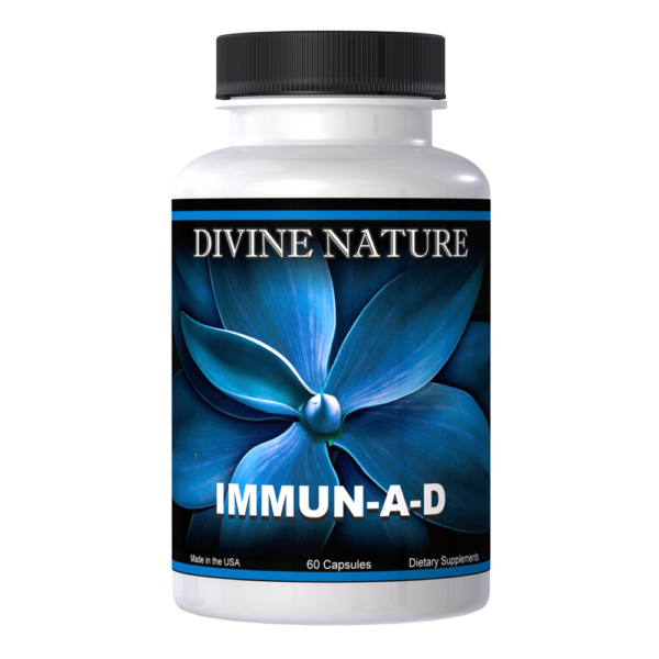 immunity vitamin A and D divine nature