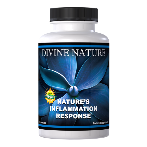 natures inflammation response divine nature