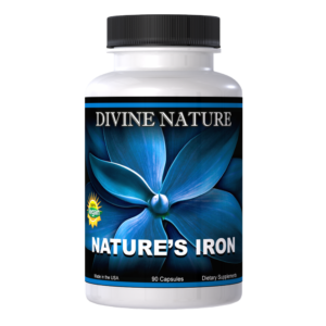 natures iron divine nature