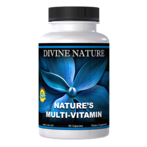 natures multivitamin divine nature