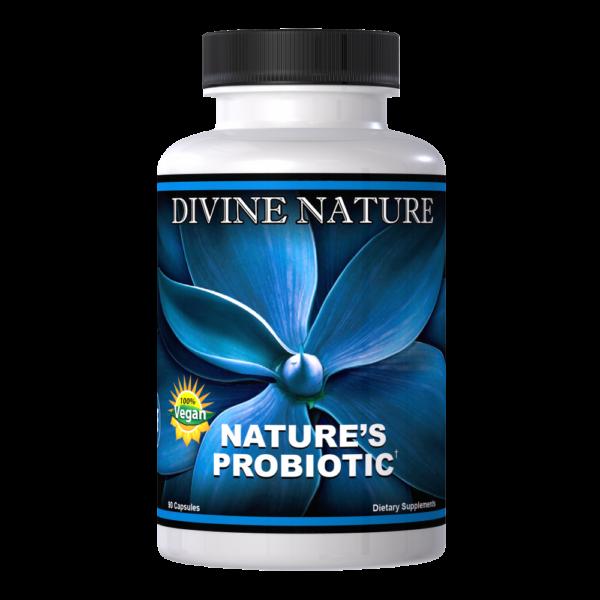 natures probiotic divine nature