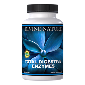 total digestive enzymes divine nature